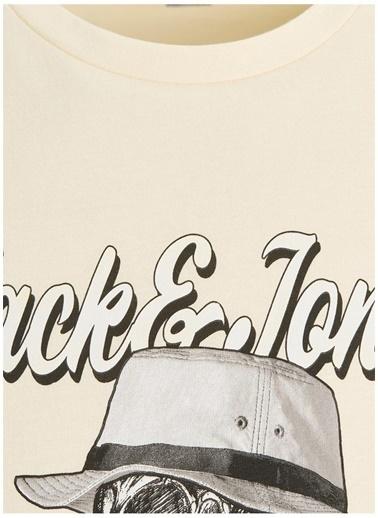 Jack & Jones Tişört Bej